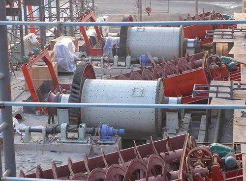 金礦選礦設備分級機的主要用途