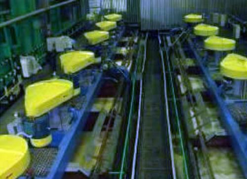 礦山機械的自動化設備