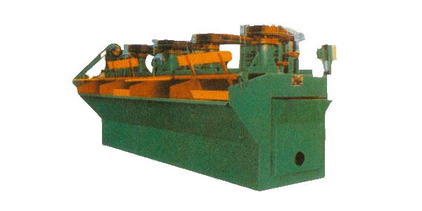 XJ型自吸空氣機械攪拌浮選機