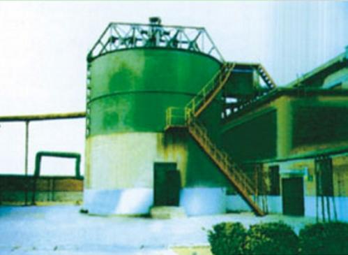 單層汙泥濃縮機特性