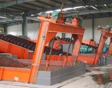 金礦選礦設備螺旋分級機分類機功能