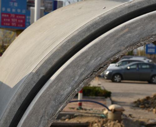 水泥管道給排水橡膠密封圈/膠圈