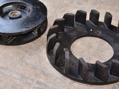 浮選機葉輪蓋板所用材料介紹